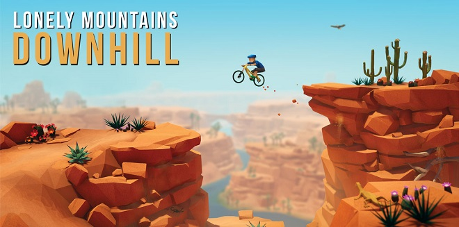 Lonely Mountains: Downhill v1.0.5.2490.0957 - торрент