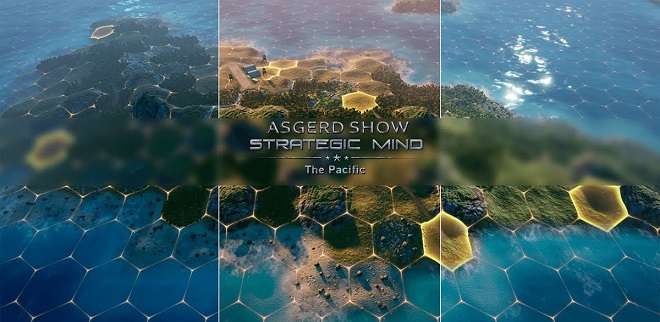Strategic Mind: The Pacific v2.02 - торрент