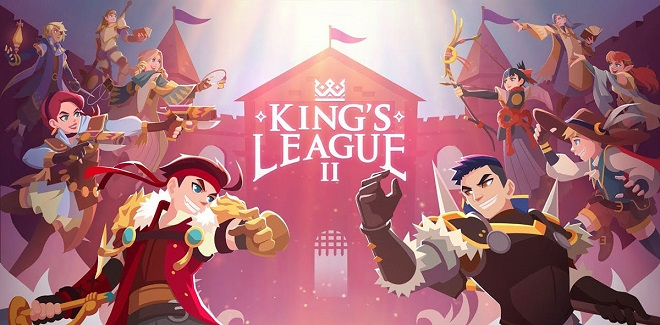 King's League II v1.1.1 - торрент