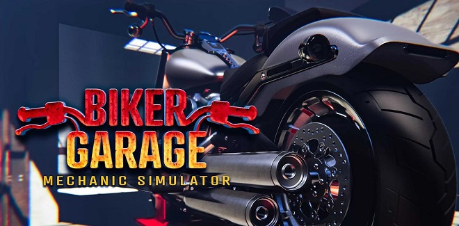 Biker Garage: Mechanic Simulator - торрент