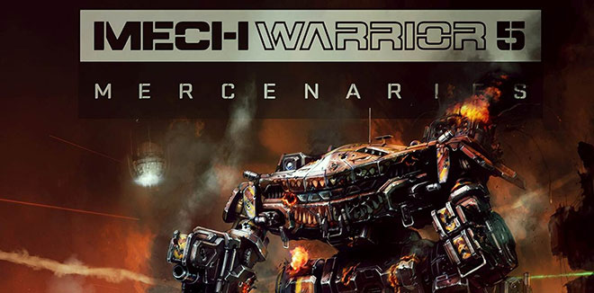 MechWarrior 5: Mercenaries v1.0.193 - торрент