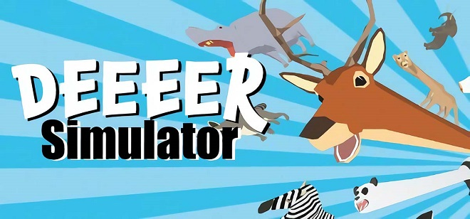 DEEEER Simulator: Your Average Everyday Deer Game v1.3.3 - торрент