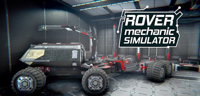 Rover Mechanic Simulator v1.0.1 - торрент