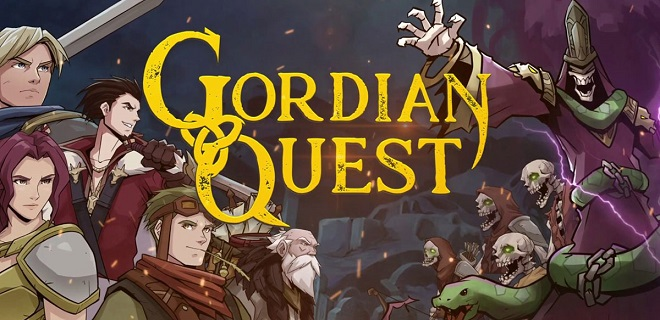 Gordian Quest Build 101n - торрент