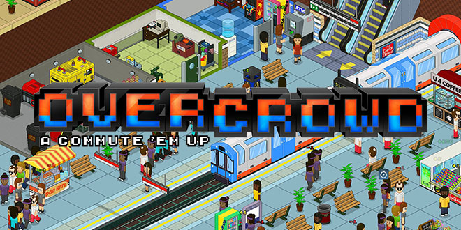 Overcrowd: A Commute 'Em Up v1.0.42 - торрент