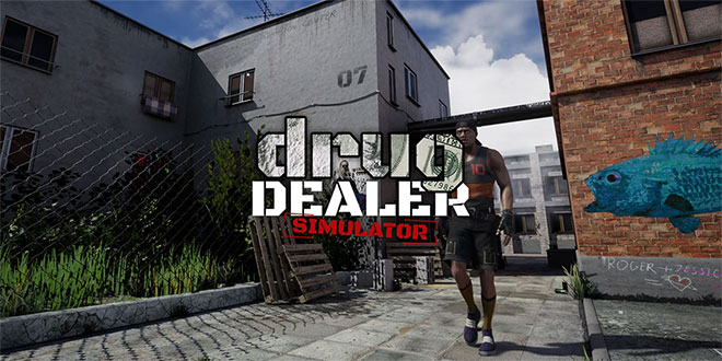 Drug Dealer Simulator v1.0.5.3.0 - торрент