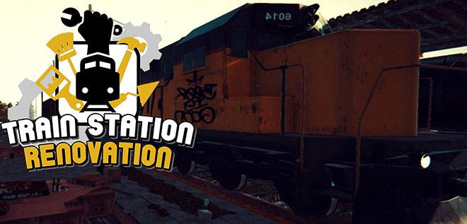 Train Station Renovation v2.2.0.1 - торрент
