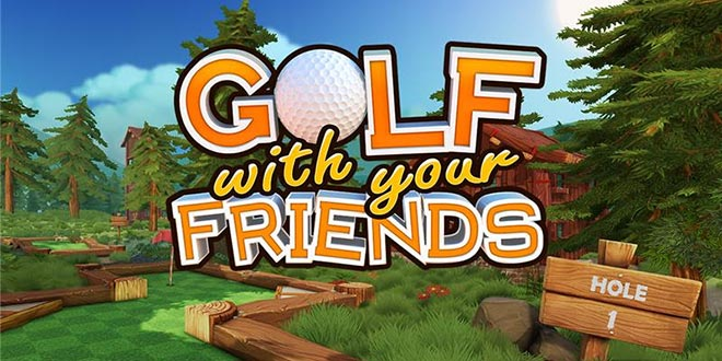 Golf With Your Friends на русском - торрент