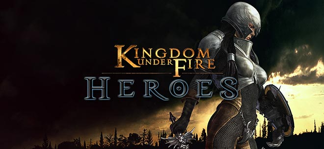 Kingdom Under Fire: Heroes v1.12 - торрент