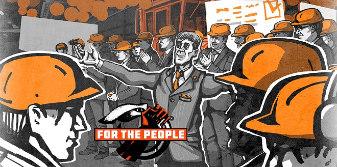 For the People - торрент