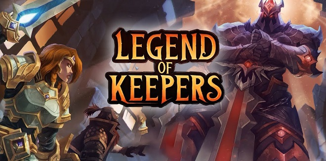 Legend of Keepers: Career of a Dungeon Master v1.0.4 - торрент