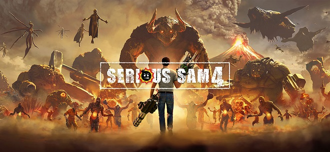 Serious Sam 4: Deluxe Edition v1.05 + DLC - торрент