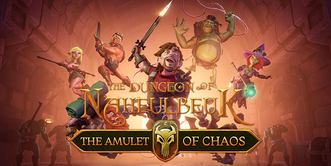 The Dungeon Of Naheulbeuk: The Amulet Of Chaos v1.0 - торрент