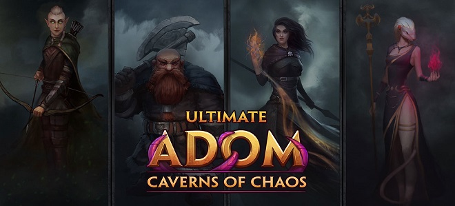 Ultimate ADOM - Caverns of Chaos v0.6.0 - торрент