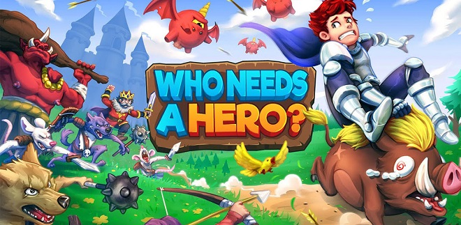 Who Needs a Hero? v21.01.2021 - торрент